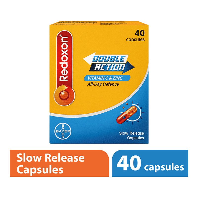 Redoxon All-Day Defence, 40 capsules