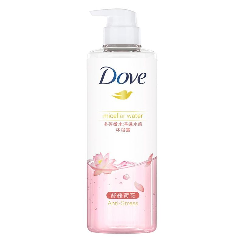 Dove Soothing Micellar Shower Gel 500ml