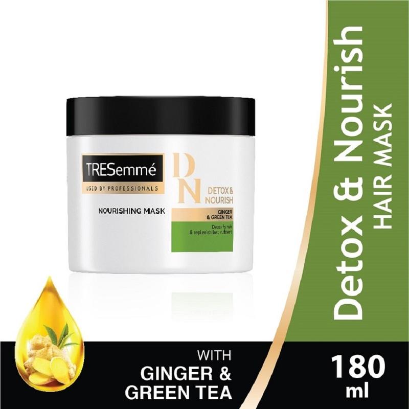 TRESemme Detox & Nourish Hair Mask, 180ml