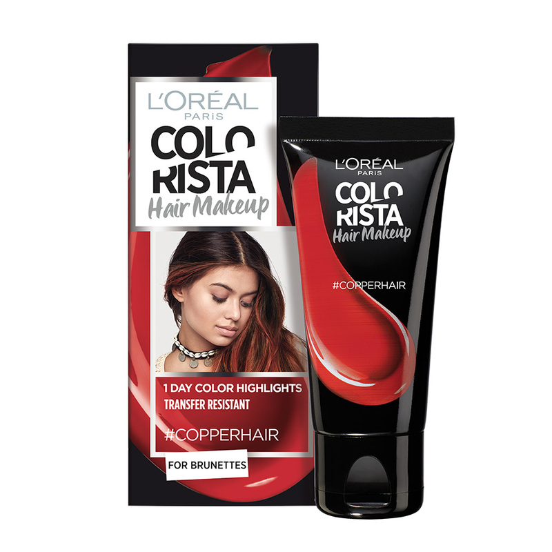 L'Oreal Colorista Hair Makeup Copper, 30ml