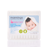 Mannings Protector Baby Cotton Tips 80pcs