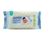 Guardian Baby Care Soft Wipes Fragrance Free, 70pcs