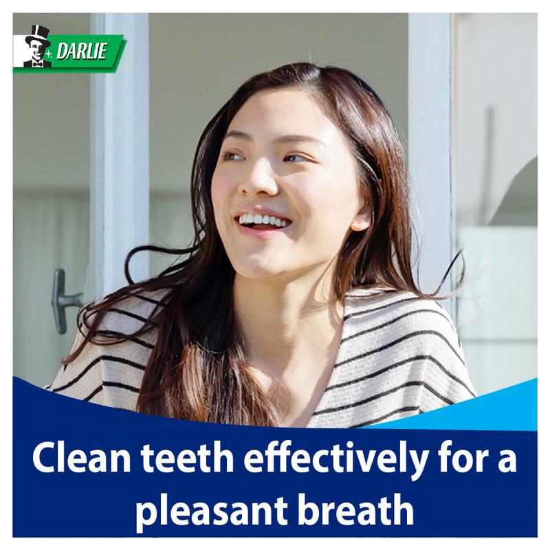 Darlie  Expert White Toothpaste, 120g