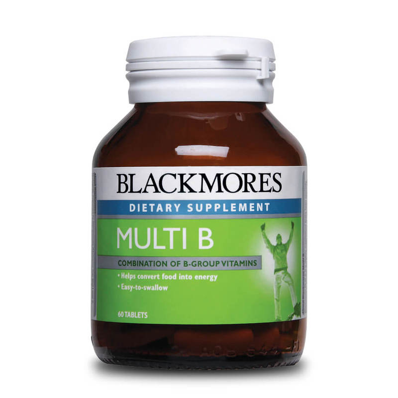Blackmores Multi B, 60 tablets