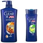Clear Men Scalp& H.Streng+Oc S750mL+Cp200mL