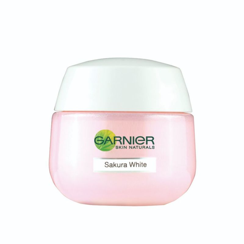 Garnier Sakura White Pinkish Radiance Day Cream SPF 20, 50ml