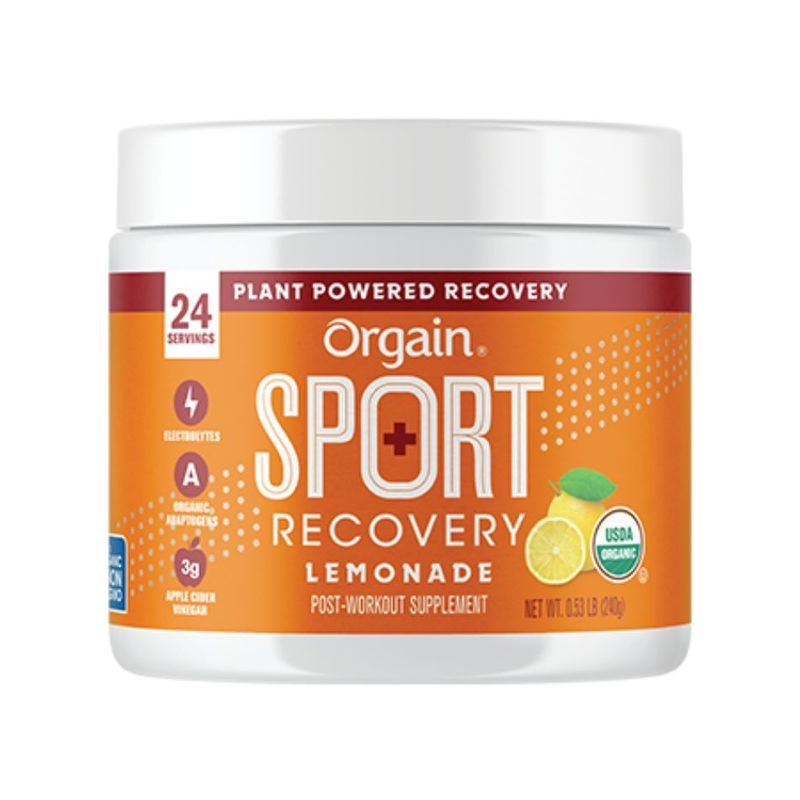 Orgain Sport Recovery Free Gift