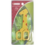 California Bear Baby Food Scissors-Giraffe