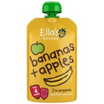 Ella's Kitchen Apples and Bananas 120g