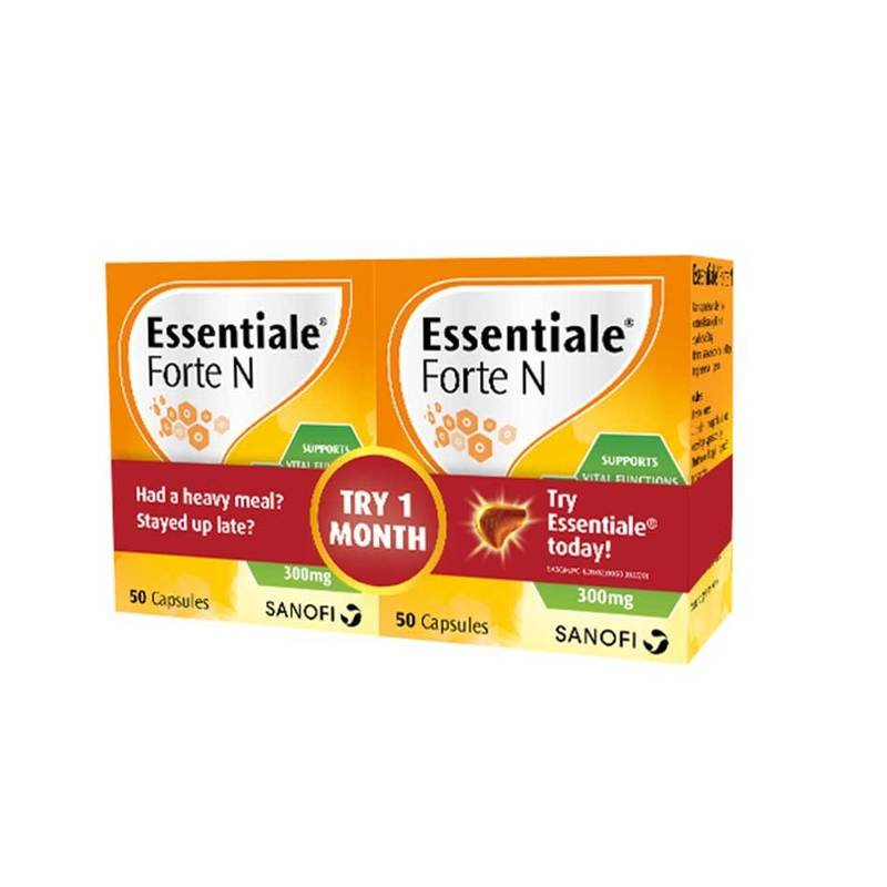 Essentiale Forte N Blister 2X50S