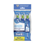 Oral-B CrossAction Pro-Health Clinical Pro Health Buy 2 Get 1 Free Pack