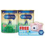 Enfagrow A+ Stage 4 360DHA + BG Twinpack 1.8kg FREE Kid's Camera