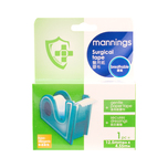 Mannings Surgical Tape12.5mmx4.55mm