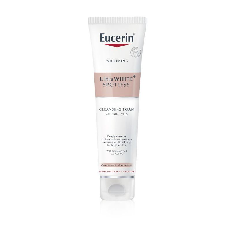Eucerin White Therapy gentle Cleamsing Foam, 150ml