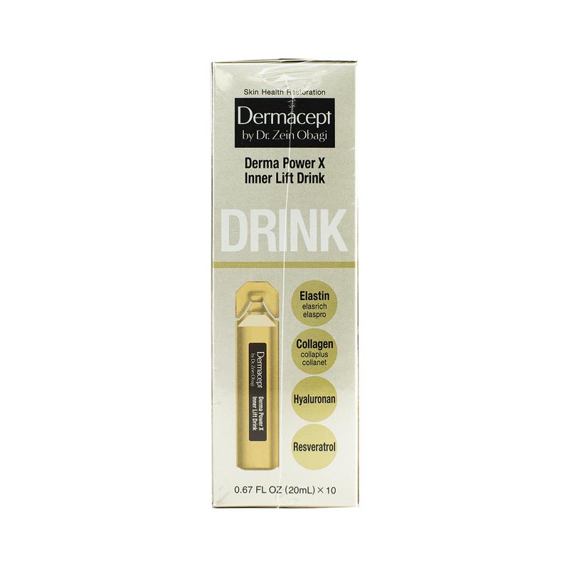 Dermacept Derma Power X Inner Lift Drink 20mLx10 bottles