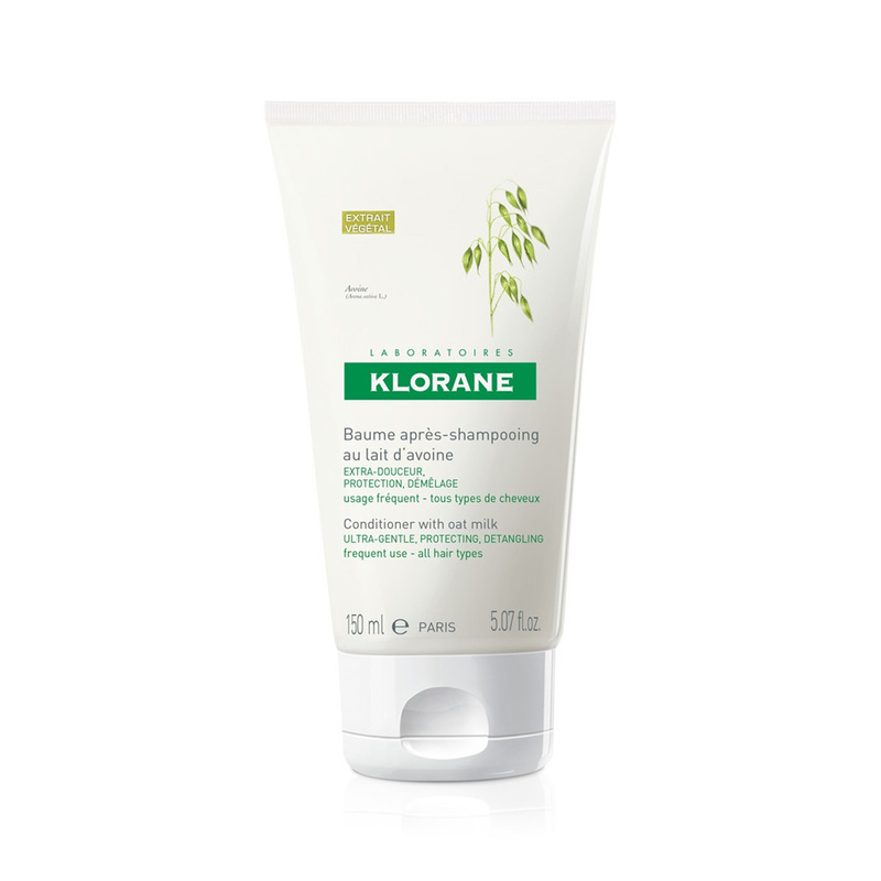 Klorane Oat Milk Conditioner, 150ml