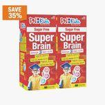 PNKids Super Brain Sugar Free Gummies Twin Pack