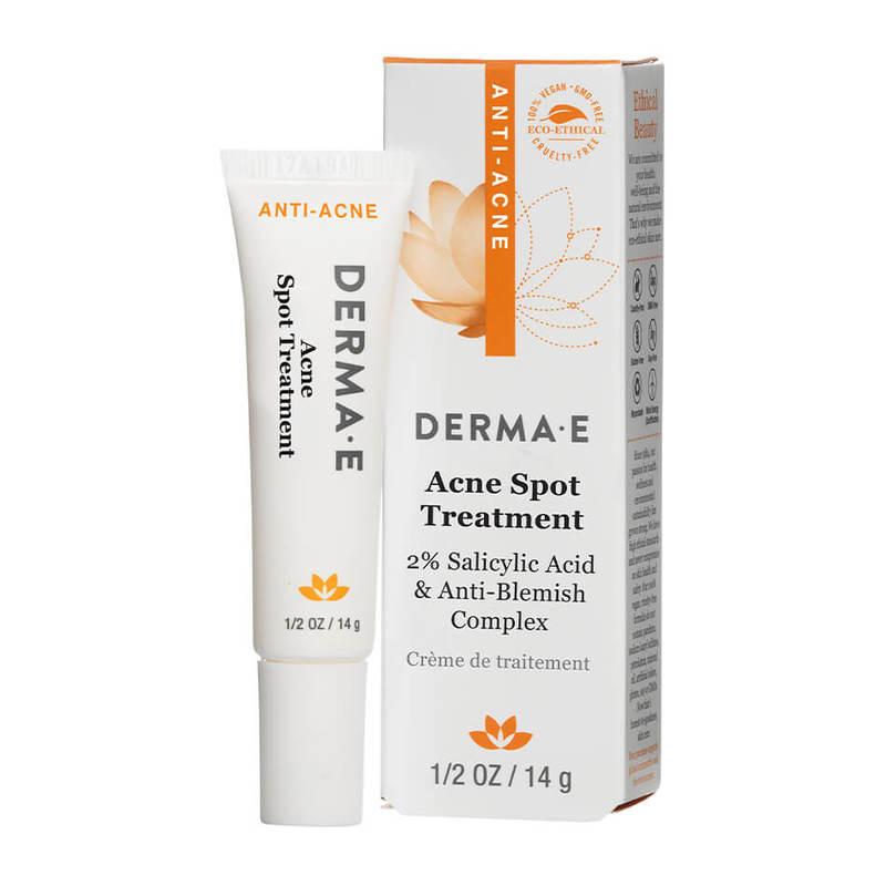 Derma E Acne Spot Treatment, 14g