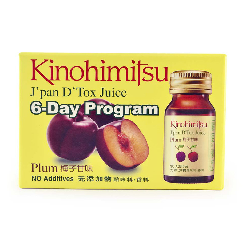 Kinohimitsu D'Tox Plum Juice, 50ml