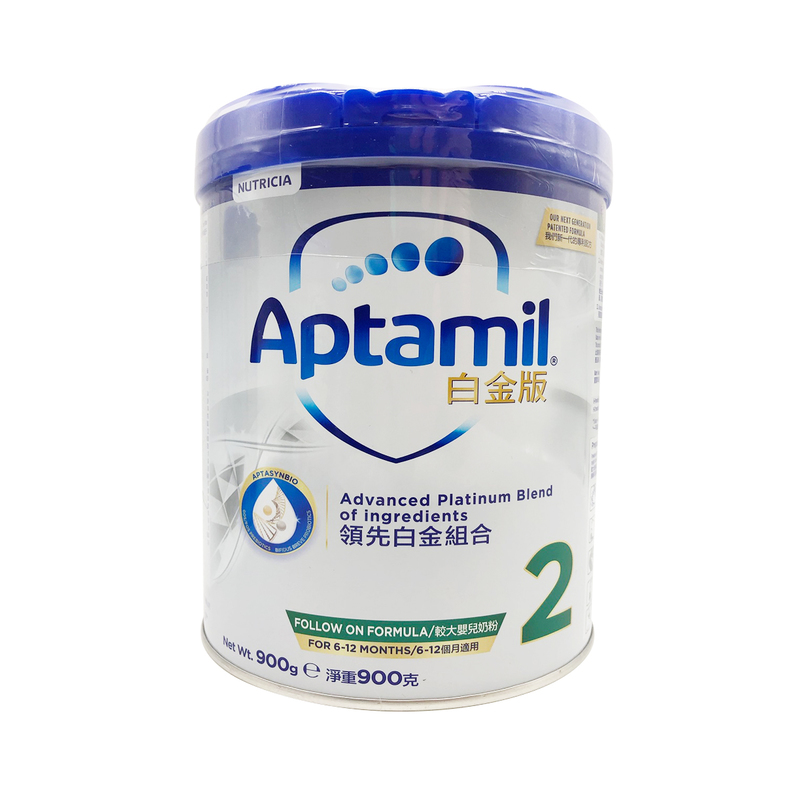 Aptamil Platinum Stage 2 900g