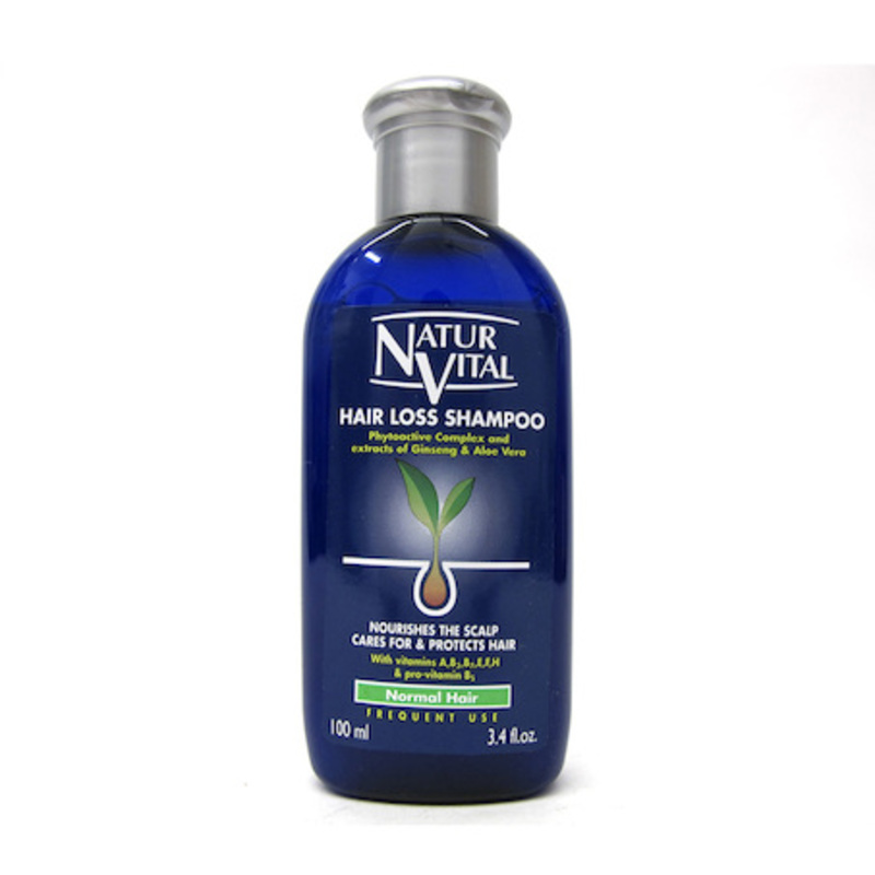 Natur Vital Hair Loss Shampoo, 100ml