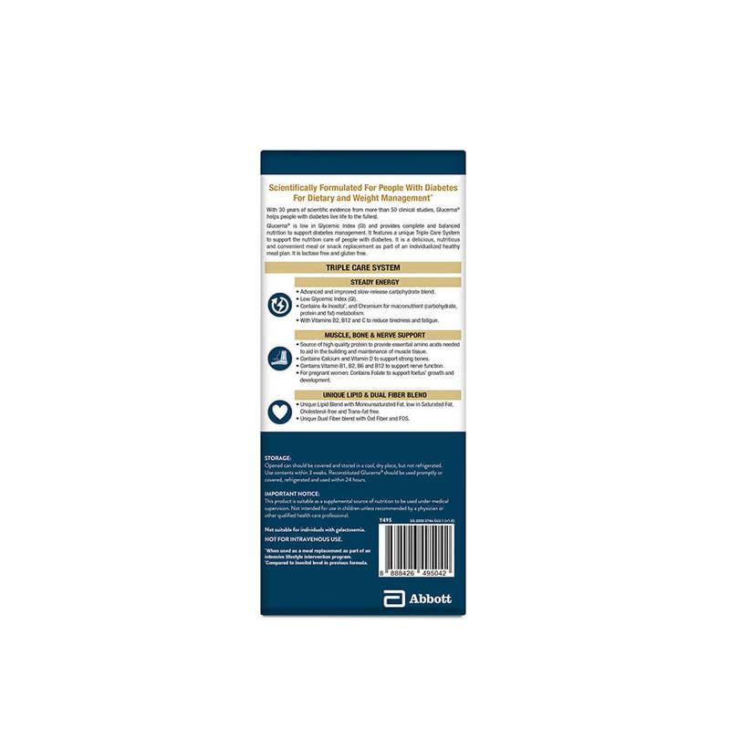 Glucerna Vanilla 6x400g