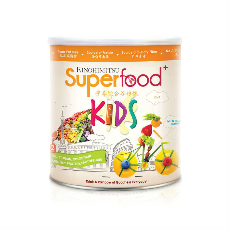 Kinohimitsu SuperFood+ Kids, 500g