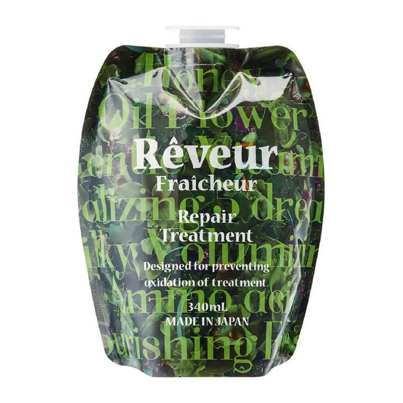 Reveur Fraicheur Repair Treatment Refill, 340ml