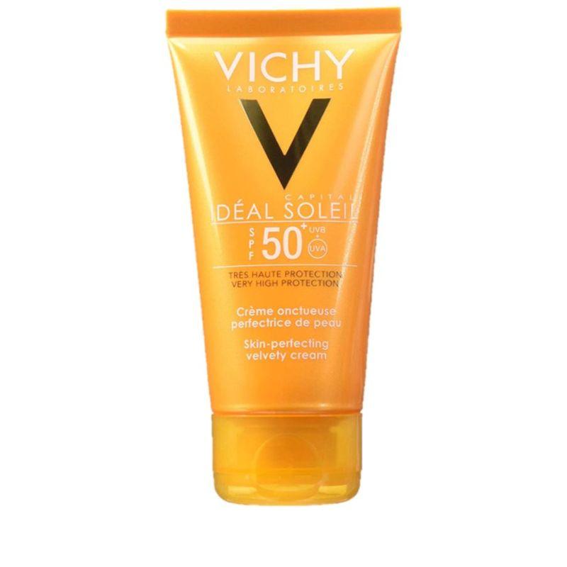 Vichy Capital Soleil Velvety Cream Sunscreen SPF 50+ 50ml