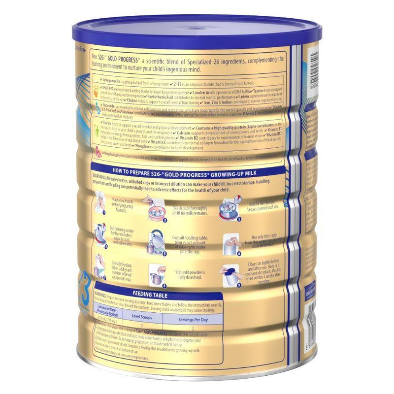 S26 GOLD PROGRESS Stage 3 w 2'-FL 1.6kg