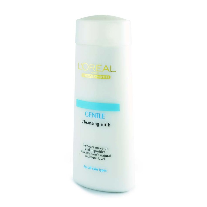 L'Oreal Paris Gentle Cleansing Milk 200ml