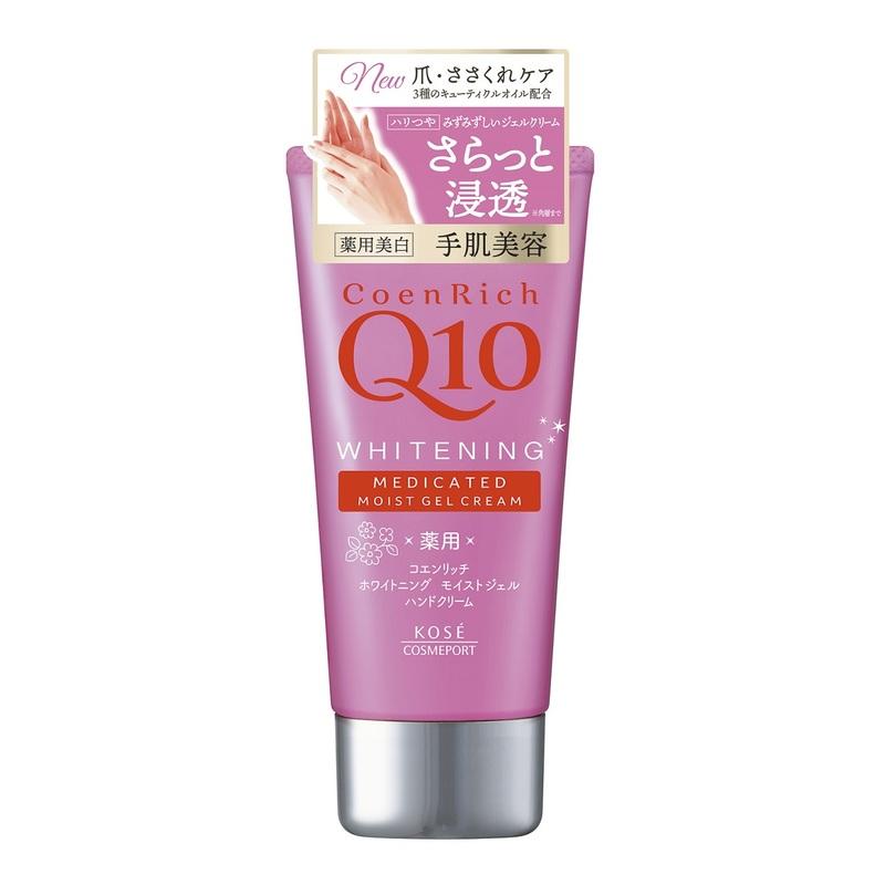 Kose Coenrich Medicated Whitening Gel Hand Cream (Floral) 80g