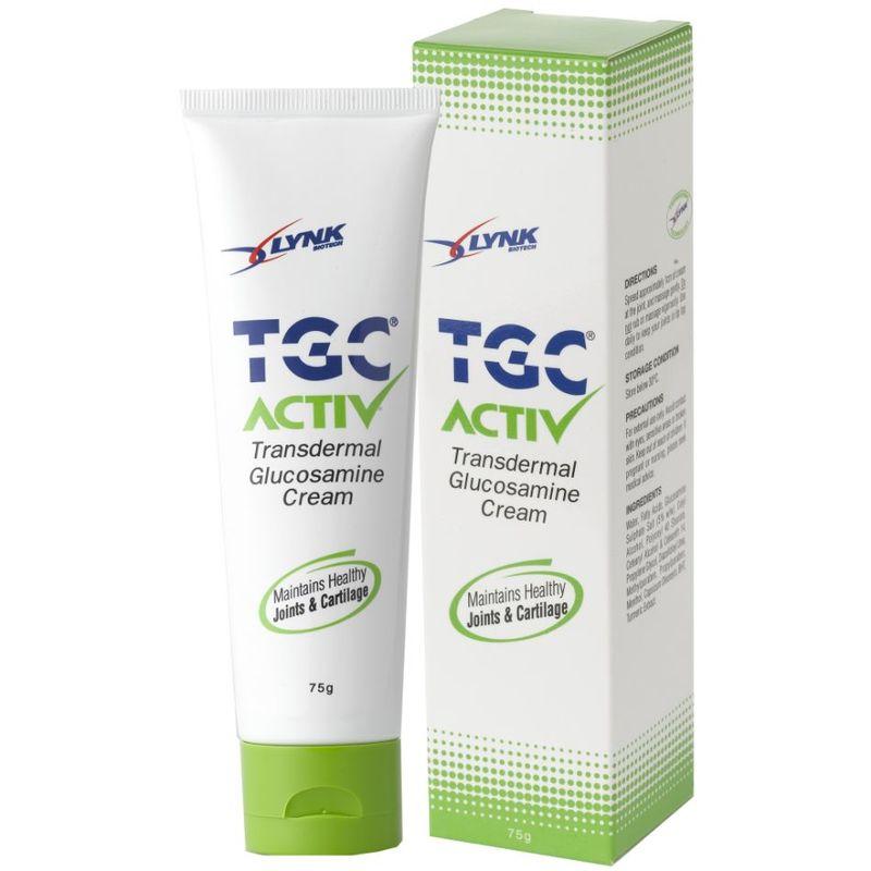 Lynk TGC Active Glucosamine Cream, 75g