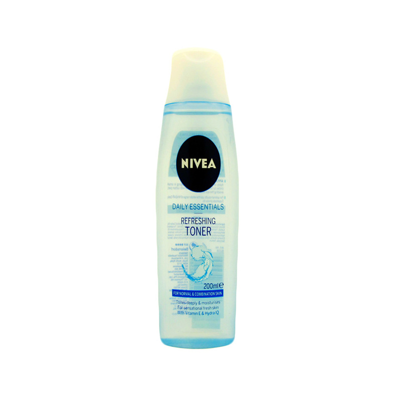 Nivea Refreshing Toner, 200ml