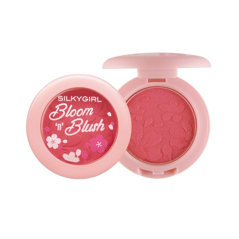 SilkyGirl Bloom 'n' Blush 01 Pretty Pink