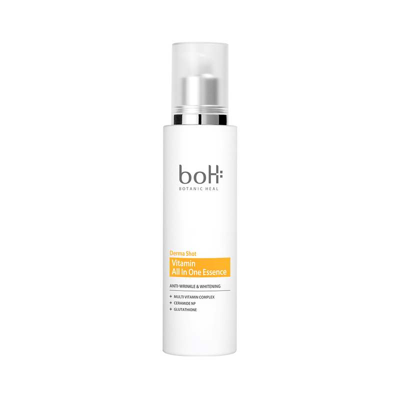 Botanic Heal BoH Derma Shot Vitamin All In One Essence 130ml