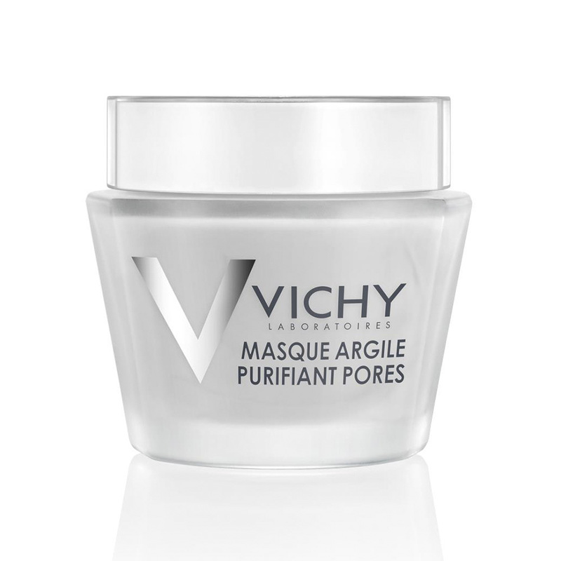 Vichy Pore Purifying Clay Mineral Mask, 75ml