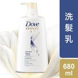 Dove 多芬深層修護洗髮乳680毫升