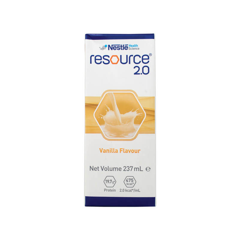 Resource 2.0 Liquid, 237ml