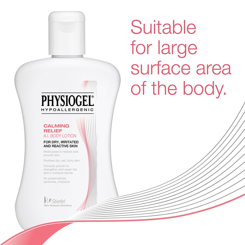 Physiogel Calming Relief A.I Body Lotion, 100ml