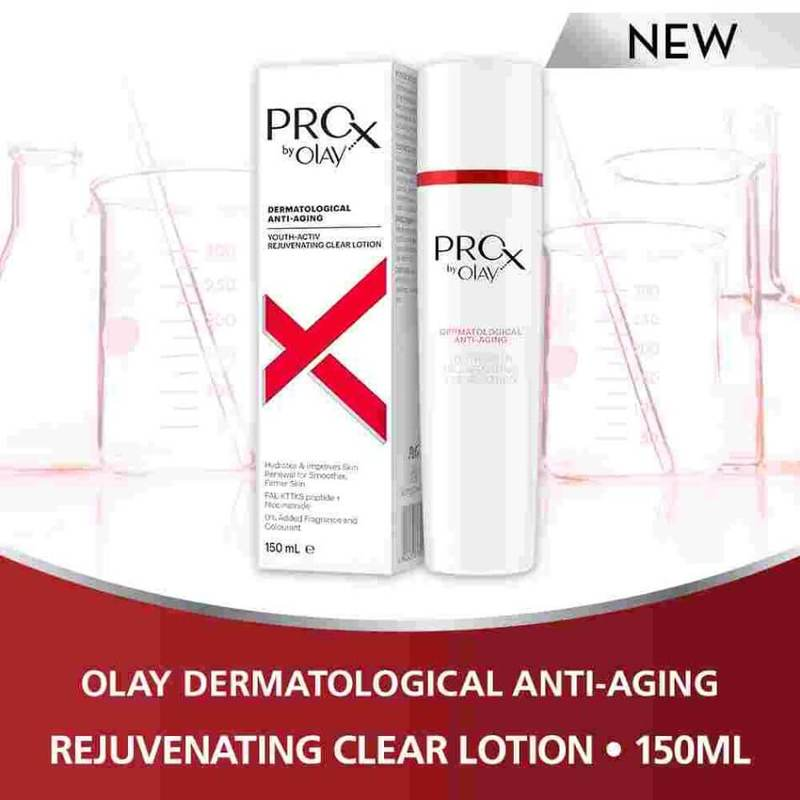 Olay ProX Youth-Activ Rejuvenating Clear Lotion 150ml