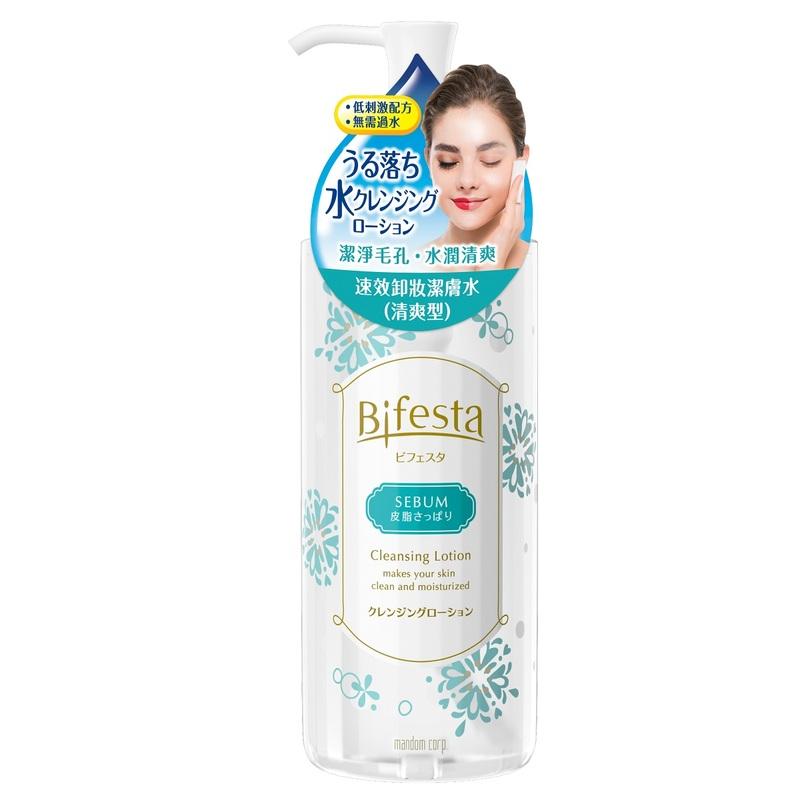Bifesta Cleansing Lotion Sebum 300mL