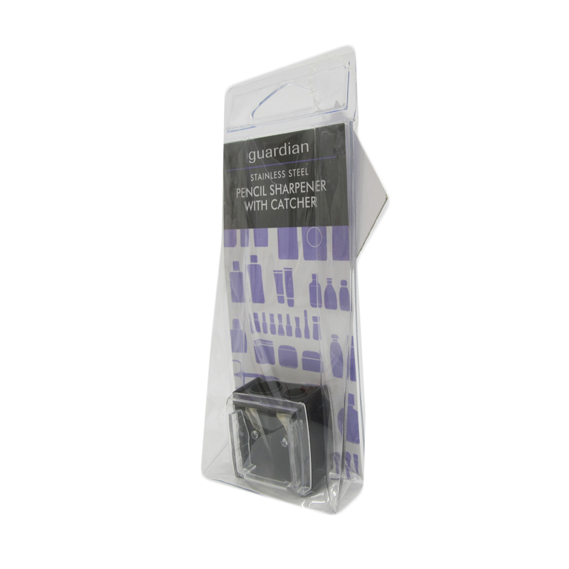 Guardian Pencil Sharpener with Catcher
