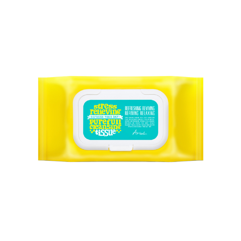Ariul Cleansing Tissue 80pcs