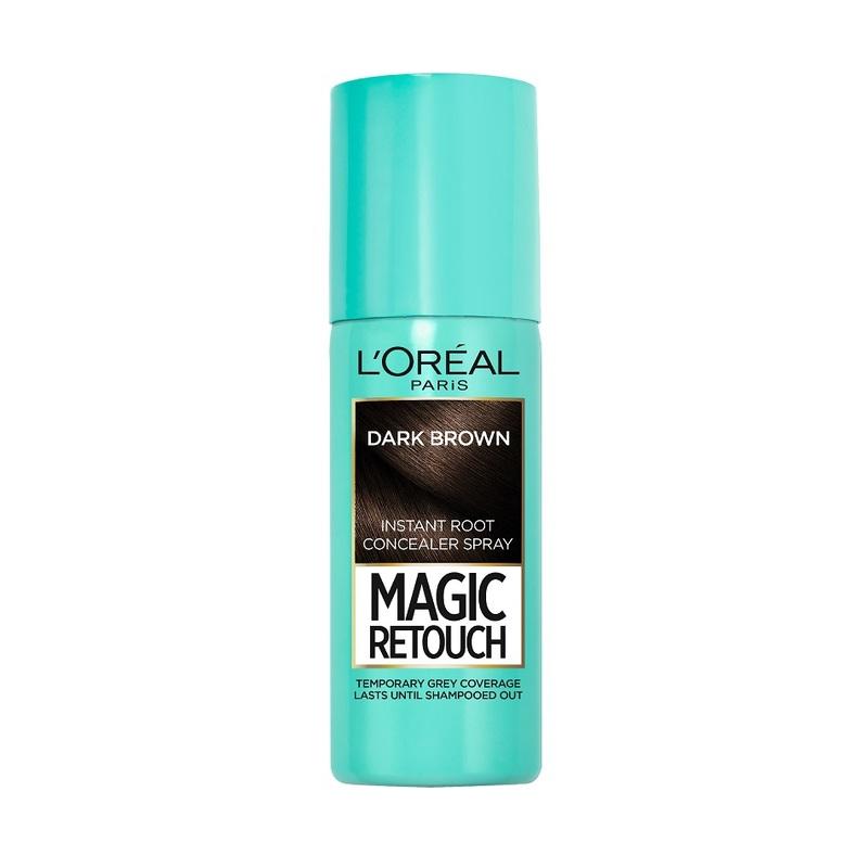 L'Oreal Magic Retouch Dark Brown, 75ml