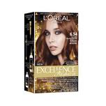 L'Oreal Excellence Fashion Hair Colour 6.34 Intense Golden Auburn