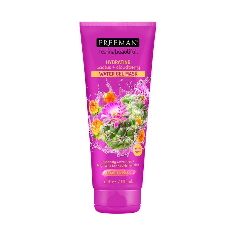 Freeman Hydrating Cactus + Cloudberry Water Gel Mask