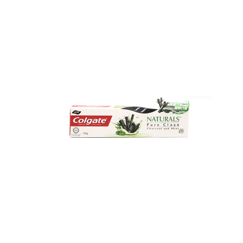 Colgate Natural Charcoal Toothpaste 120g