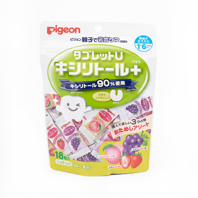 Pigeon Healthy Teeth Candy (1.5yr) 10g