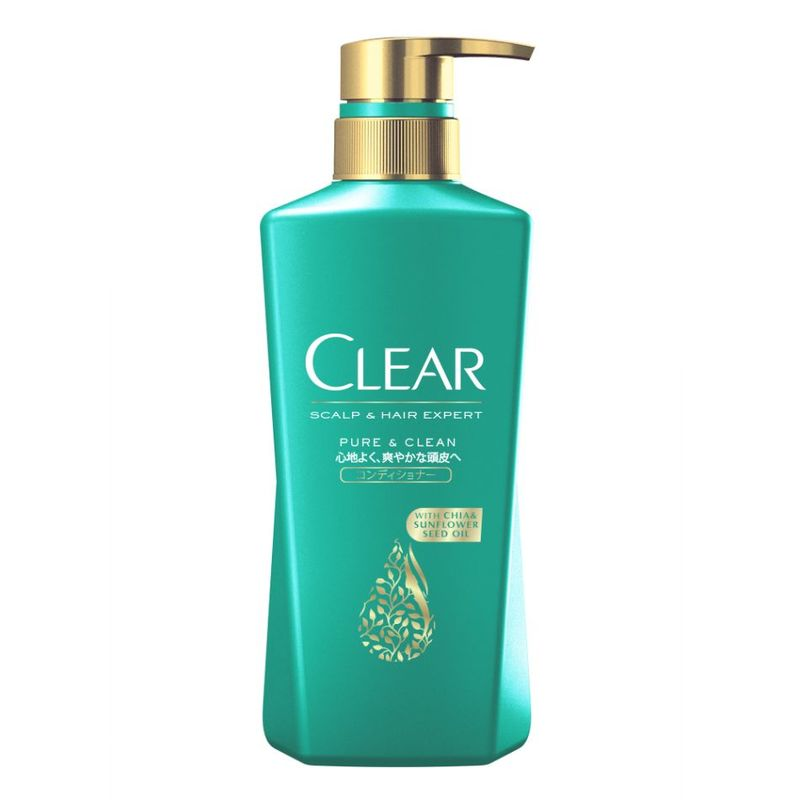Clear Pure Scalp Expert Conditioner 370g